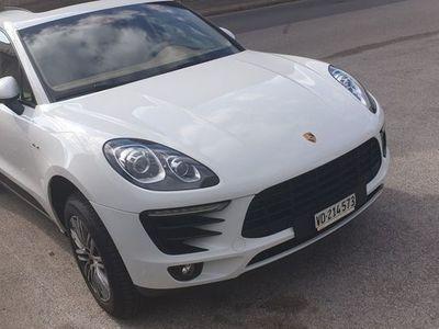 gebraucht Porsche Macan Diesel