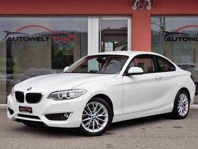 gebraucht BMW 220 i