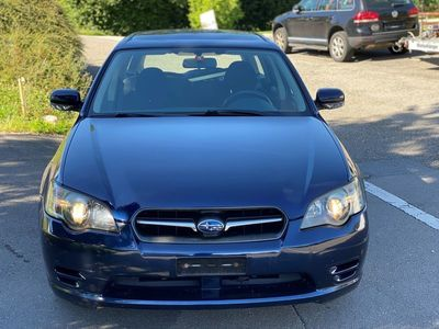 gebraucht Subaru Legacy 2.0i AWD