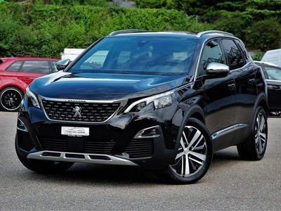 gebraucht Peugeot 3008 2.0 BlueHDi GT EAT