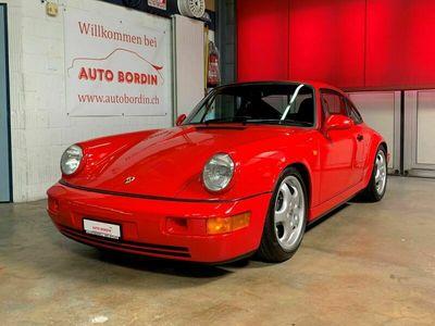 gebraucht Porsche 911 Carrera RS 964 magnesium indischrot