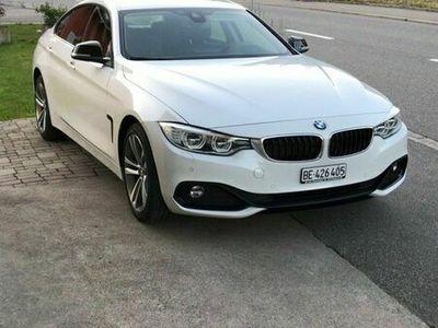 gebraucht BMW 420 Gran Coupé 4er d xDrive Modern Line Steptronic