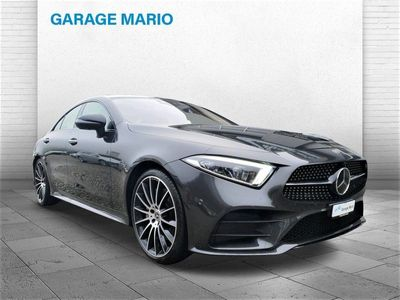 gebraucht Mercedes CLS450 AMG Line 4Matic 9G-Tronic