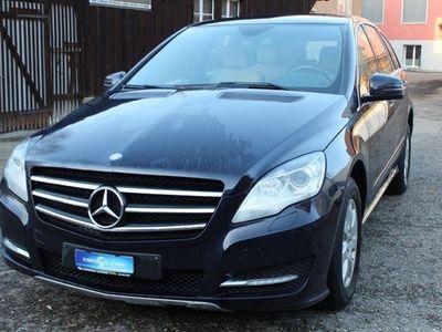 gebraucht Mercedes R350 R-KlasseCDI 4Matic 7G-Tronic
