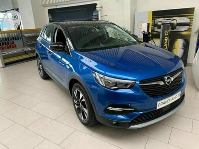 gebraucht Opel Grandland X 1.2i TP Design Line Automatik