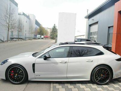 gebraucht Porsche Panamera GTS Sport Turismo, Kreide, BJ 2019