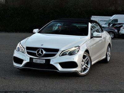 gebraucht Mercedes E250 AMG Line 7G-Tronic