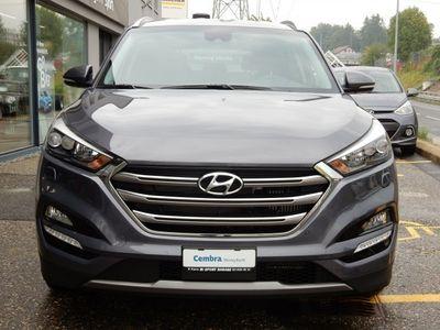 gebraucht Hyundai Tucson 2.0 CRDI Plena 4WD Automatic