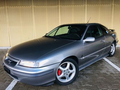 gebraucht Opel Calibra 2.0i Turbo 4x4 169'500KM 06.1995