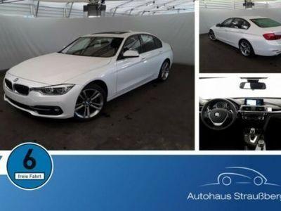 gebraucht BMW 330 d xDrive Lim. &quot Sport Line&quot NP:70.000 -€