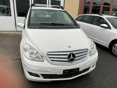 gebraucht Mercedes B200 CDI