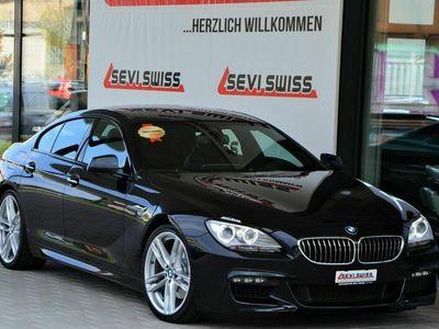 gebraucht BMW 640 6er i Gran Coupé xDrive M Sportpaket (Limousine)