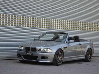 gebraucht BMW M3 Cabriolet 3er