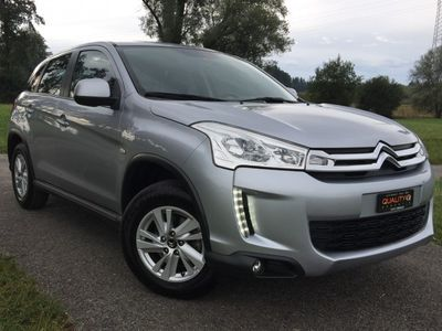 gebraucht Citroën C4 Aircross 1.6 HDi Exclusive 4WD 6 Vitesses Impeccable