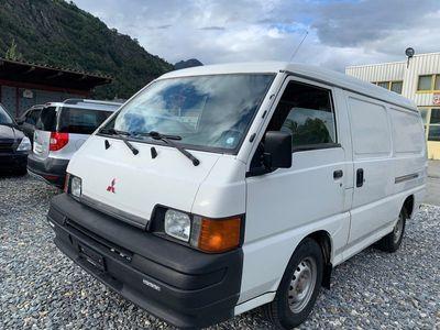 gebraucht Mitsubishi L300 L 300 L 2.5D