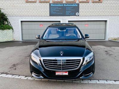 gebraucht Mercedes S500L 4Matic 7G-Tronic