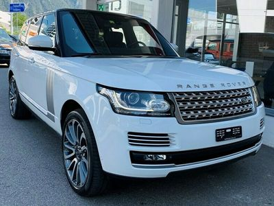 gebraucht Land Rover Range Rover 5.0 V8 SC Autobiography Automatic
