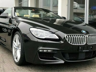 gebraucht BMW 650 Cabriolet 6er i xDrive M-Sport Edition