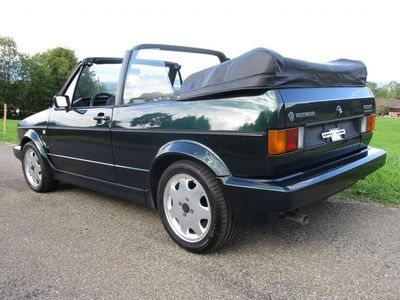 gebraucht VW Golf Cabriolet 1 Classic Line