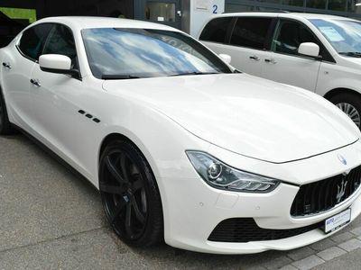 gebraucht Maserati Ghibli Ghibli D 3.0 V6 AutomaticaD 3.0 V6 Automatica