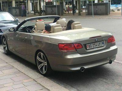gebraucht BMW 335 Cabriolet 3er i N54