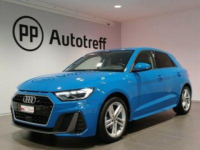 gebraucht Audi A1 Sportback 35 TFSI S line
