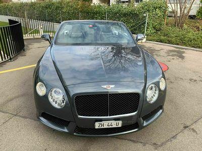 gebraucht Bentley Continental GTC 4.0 V8