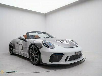gebraucht Porsche 911 Speedster Heritage