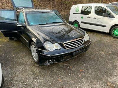 gebraucht Mercedes C220 CDI T