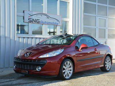 gebraucht Peugeot 207 CC 1.6 16V Turbo Sport