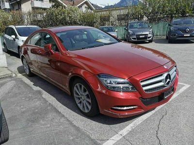 gebraucht Mercedes CLS350 CDI Executive 4Matic 7G-Tronic