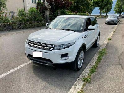 gebraucht Land Rover Range Rover evoque  2.0 Si4 Prestige AT9