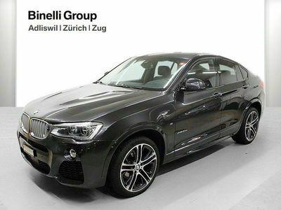 gebraucht BMW X4 xDrive 30d M Sport