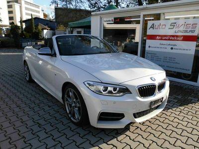 gebraucht BMW M240 2erxDrive Steptronic