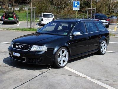 gebraucht Audi RS6 S6 / RS6Avant quattro tiptronic