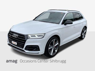 gebraucht Audi SQ5 TDI quattro tiptronic