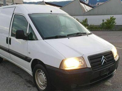 gebraucht Citroën Jumpy 2.0i 16V