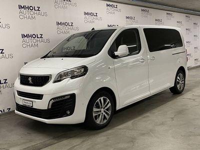 gebraucht Peugeot Traveller Standard Active 2.0 BlueHDi