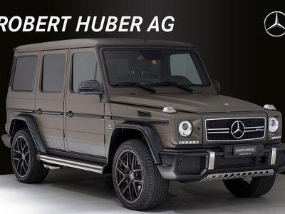 gebraucht Mercedes G63 AMG G-KlasseAMG Exclusive Edit.