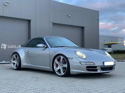 gebraucht Porsche 997 4S Cabrio