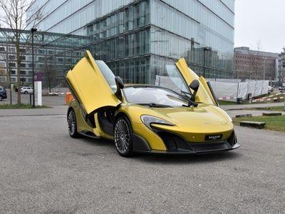 gebraucht McLaren 675LT Spider