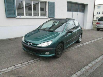 gebraucht Peugeot 206 1.6 XS Sport