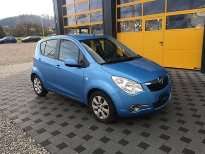 gebraucht Opel Agila 1.2 Enjoy