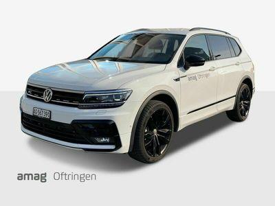 gebraucht VW Tiguan Allspace 2.0 TDI SCR Highline 4MotionDSG