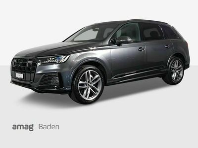 gebraucht Audi SQ7 TFSI quattro tiptronic
