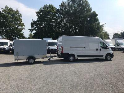 gebraucht Fiat Ducato 2.3 MJ Kastenwagen L3H2 mit Anhänger