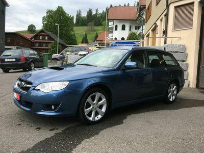gebraucht Subaru Legacy 2.0 D Limited S