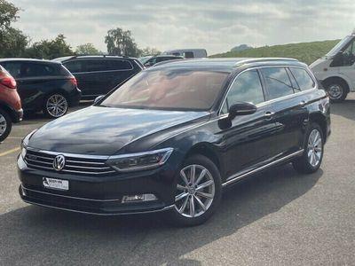 gebraucht VW Passat Variant 2.0 TDI BMT High. DSG 4Motion