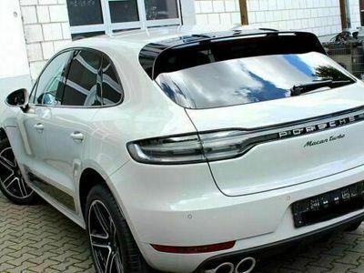 gebraucht Porsche Macan Turbo 2.9 V6 ...KM1200 KREIDE PELLE TOTALE