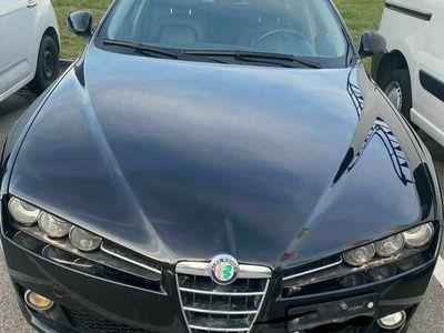 gebraucht Alfa Romeo 159 Sportwagon 1.9 JTD Distinctive